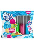 Набір для дитячої творчості з повітряною піною Foam Alive Морозиво (5907), фото 1