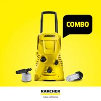 Karcher K 4 серия