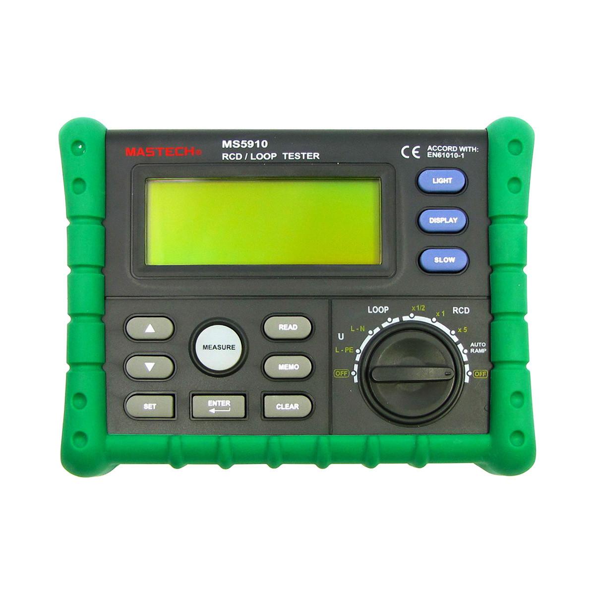 Цифровой мультиметр MASTECH MS5910 (CE)