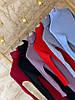 Теплое платье рельефная машинная вязка. Размер:42-44. Цвета разные. (0861), фото 6