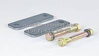Ремкомплект серьги рессоры ГАЗЕЛЬ (серьга усилен. 8 мм) (на одну рессору)  (арт. 3302-2902464-60), AAHZX
