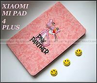 Розовый смарт чехол с рисунком для девочки на Xiaomi Mi pad 4 plus (10.1), фото 1