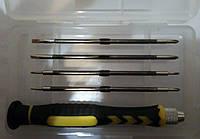 Набор отверток для мобильных телефтонов, часов LTL10050 в пластиковом кейсе