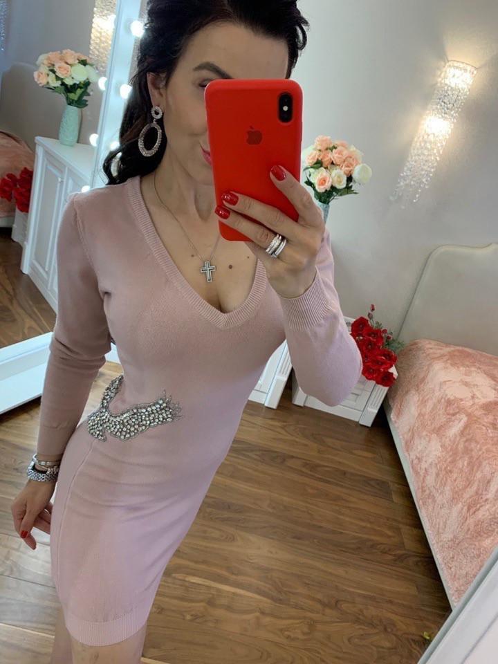 Стильное платье. Фабричный Китай. (229)