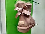 Женские UGG Mini Bailey Bow Orginal Pink, фото 4