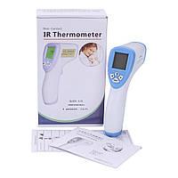 Бесконтактный термометр dt-8809c+батарейки