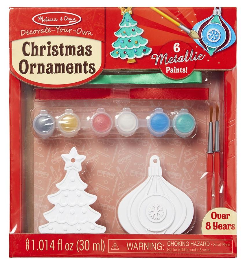 Набор для творчества Рождественские украшения Melissa & Doug (MD9491)