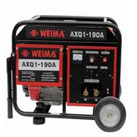 Сварочный генератор бензиновый WEIMA SAMSON Q1-190A (190A)