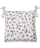 Подушка на стул lilac Rose