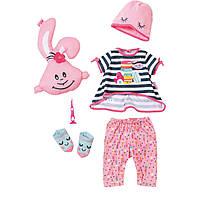 Набор одежды для куклы – Baby Born  Пижамная вечеринка 824627, фото 1