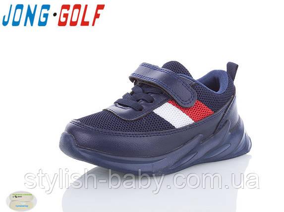 Детские кроссовки 2020 оптом. Детская спортивная обувь бренда Jong Golf для мальчиков (рр. с 26 по 31), фото 2