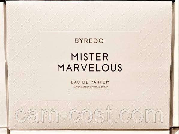 BYREDO Mister Marvelous EDP 100 мл Premium