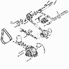 Система охлаждения КамАЗ