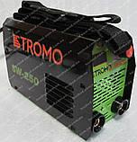 Сварочный аппарат STROMO SW250 (LCD дисплей), фото 5