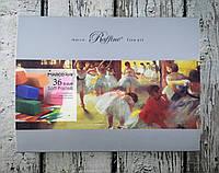 Пастель 36 цв. Raffine Soft Pastels 7300-36CB Marco