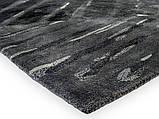 Итальянский ковер MISTIC GREY 81830 темно-серый 200x300 Sitap (бесплатная адресная доставка), фото 8