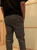 Классические штаны Adidas Original серые, фото 2