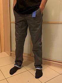 Классические штаны Adidas Original серые
