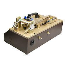 Ламинатор OCA и поляризационной плёнки A-765 с пневмоприводом передвижения рабочей платформы (10 х 16 см) и встроенным компрессором, фото 3
