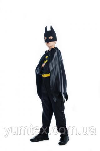 """Карнавальный костюм """"Бетмен"""", размер 32-34"""