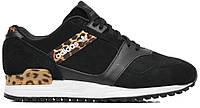 Женские кроссовки Adidas ZX 700 Leopard Black черные