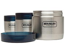 Набор контейнеров Stanley Adventure (3 контейнера с герметичными крышками (0.41л, 0.65л, 0.95л)