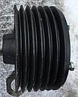Шкив двигателя ЯМЗ-238АК привода молотилки (лев.сторона) D=270 увеличенный ДОН-1500, фото 3