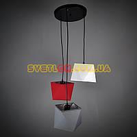 Люстра подвесная в европейском стиле TK Lighting на 3 лампочки H194/3