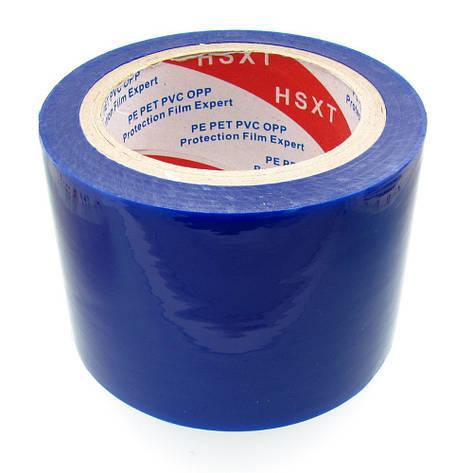Защитная плёнка в рулоне ширина 100мм., для дисплеев и корпусных частей, фото 2