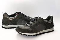 Мужские кроссовки велюр