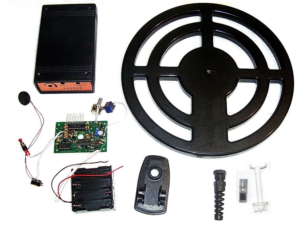 Комплект для самостоятельной сборки металлоискателя