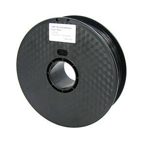 Пластик для 3D печати Wanhao PLA, 1.75 мм, 1 кг, чёрный, фото 2