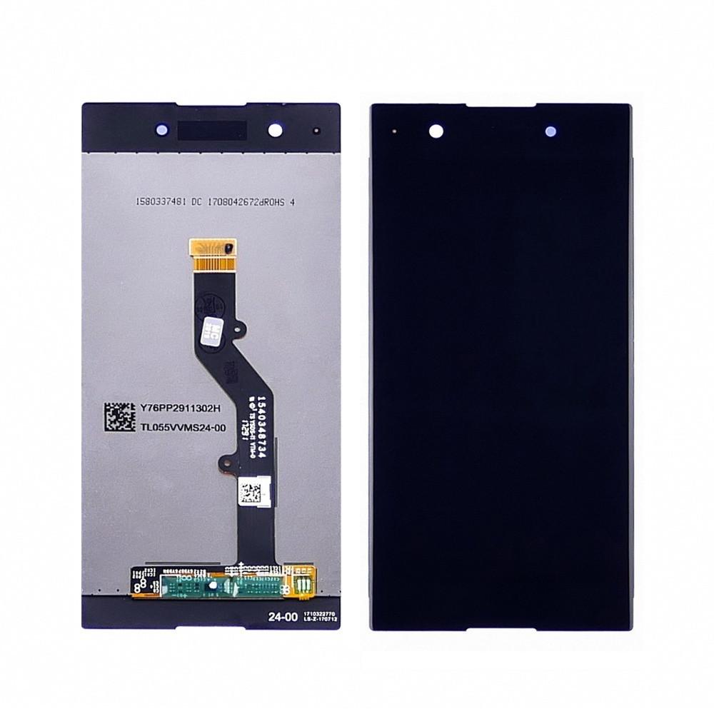 Дисплей для SONY G3412 Xperia XA1 Plus с чёрным тачскрином