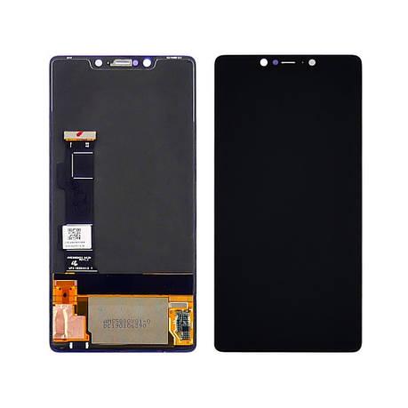 Дисплей для XIAOMI Mi8 SE с чёрным тачскрином, фото 2