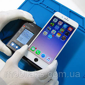 Дисплей для APPLE iPhone 7 Plus с белым тачскрином Tianma, фото 2