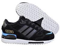 Женские кроссовки Adidas ZX 750 черные