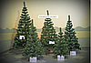 Елка искусственная 1.3 метра Карпатская/Сказка Новогодняя елка, искусственная ель. Штучна ялинка сосна (ПВХ), фото 3