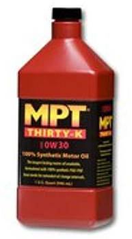 MPT ® 0W-30 Thirty-K 100% Full Synthetic Motor Oil