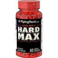 Тестобустер Piping Rock Ultra Men's Hard Max 60tabs Тестостероновый бустер