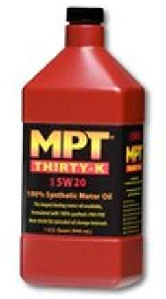MPT ® 5W-20 Thirty-K 100% Full Synthetic Motor Oil