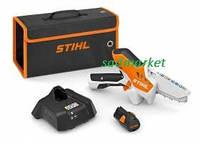 Резак по дереву (аккумуляторная мини пила) STIHL GTA26 Set