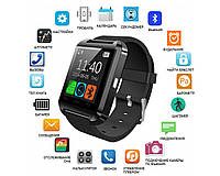 Smart годинник TTech U8 чорні, фото 1