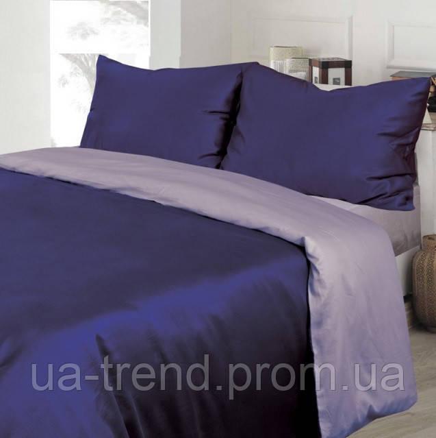 Комплект полуторного постельного белья Сатин