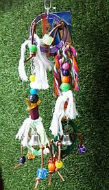 Игрушка для попугая Nobby, 40*12 см