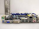 Материнская плата ASRock H61M-DGS s1155 DDR3, фото 2