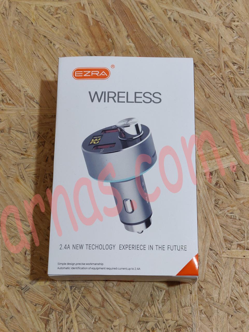 Автомобильное зарядное устройство Wireless (17451-16)
