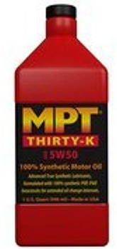 MPT ® 5W-50 Thirty-K 100% Full Synthetic Motor Oil
