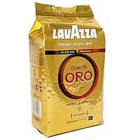 """Кофе в зернах Lavazza Qualita Oro 1кг. 100% Арабика, Лавацца Оригинал """"золотистая"""" Италия!"""