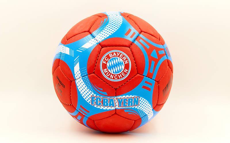 Мяч футбольный №5 Гриппи 5сл. BAYERN MUNCHEN FB-6692