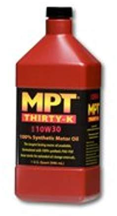 MPT ® 10W-30 Thirty-K 100% Full Synthetic Motor Oil
